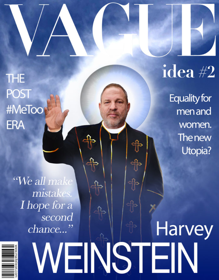 VAGUE IDEA-HARVEY@